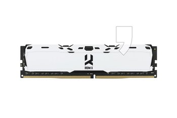 Pamięć UDIMM DDR4 GOODRAM IRDMX IR-XW3000D464L16S/8G, 8 GB, 3000 MHz, 16 CL-GoodRam