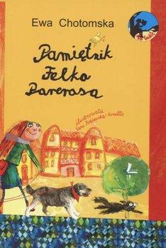 Pamiętnik Felka Parerasa-Chotomska Ewa