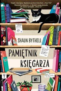 Pamiętnik księgarza-Bythell Shaun