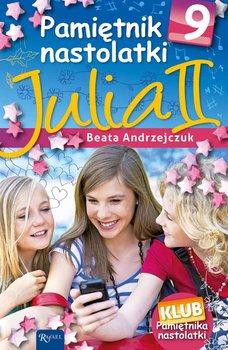 Pamiętnik nastolatki 9. Julia II                      (ebook)