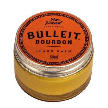 Pan Drwal, Bulleit Bourbon, balsam do brody, 50 ml-Pan Drwal