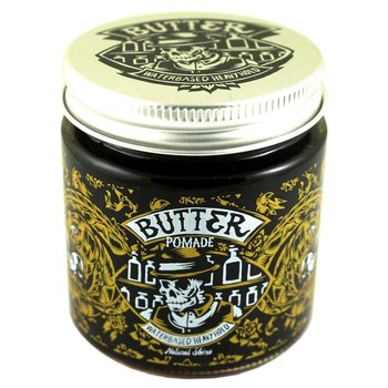 Pan Drwal, Butter, pomada połysk mocny chwyt, 120 g-Pan Drwal