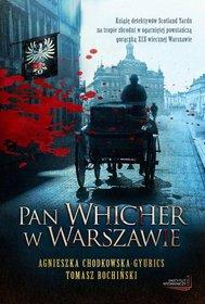 Pan Whicher w Warszawie - Tomasz Bochiński