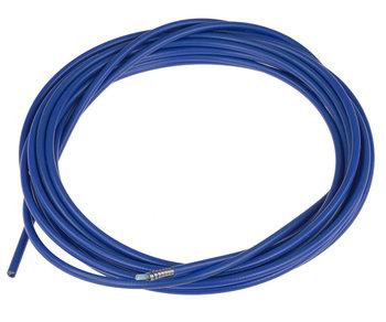 Pancerz hamulca, 5 mm, niebieski, rozmiar uniwersalny