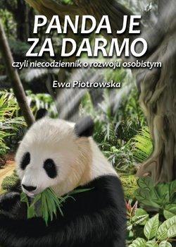 Panda je za darmo, czyli niecodziennik o rozwoju osobistym-Piotrowska Ewa