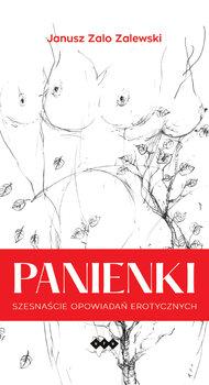 Panienki. Szesnaście opowiadań erotycznych-Zalewski Janusz