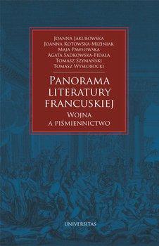 Panorama literatury francuskiej-Opracowanie zbiorowe