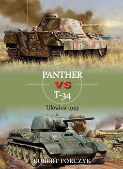 Panther vs T-34 Ukraina 1943-Forczyk Robert