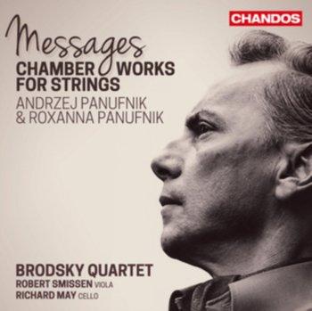 Panufnik: Messages-Smissen Robert, May Richard, Brodsky Quartet