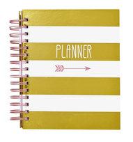 Paperdot Pastels, planner na 18 miesięcy, paski