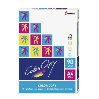 Papier do drukarki, Laser Color Copy, A4, 500 arkuszy-Igepa