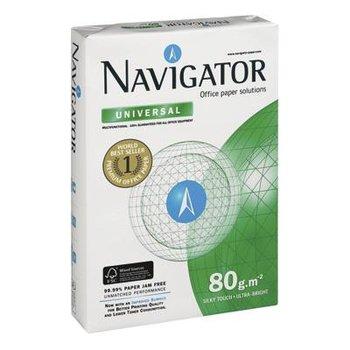 Papier do drukarki, Premium Navigator Universal, A4, 500 arkuszy-Igepa