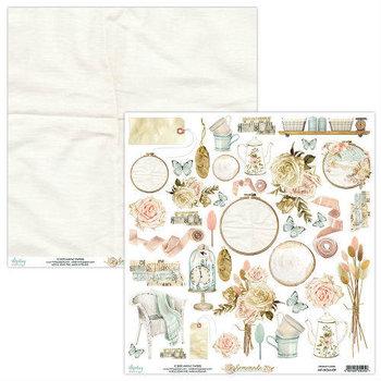 Papier do scrapbookingu, Homemade 09, 30x30 cm-Mintay Papers