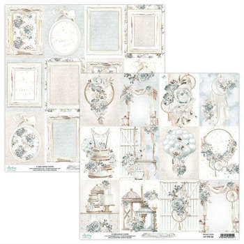Papier do scrapbookingu, Precious Moment 06, 30x30 cm-Mintay Papers
