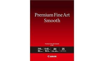 Papier fotograficzny CANON Fine Art FA-SM1, 310 g/m2, A4, 25 szt-Canon