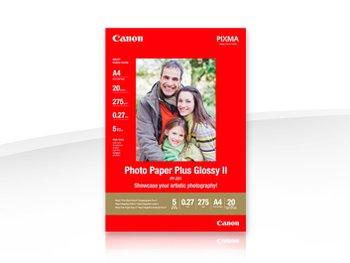Papier fotograficzny CANON PP-201, 275g/m2, A4, 20 szt-Canon
