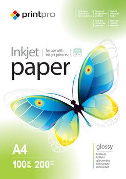 Papier Fotograficzny PrintPro Błyszczący A4 200g 100 szt-PrintPro