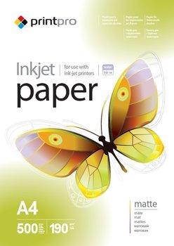 Papier Fotograficzny PrintPro Matowy A4 190g 500 szt-PrintPro