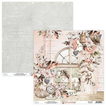 Papier ozdobny, Florabella 01, 30x30 cm-Mintay Papers