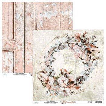 Papier ozdobny, Florabella 04, 30x30 cm-Mintay Papers