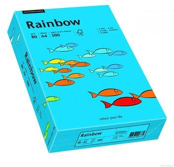 Papier ozdobny, gładki, Rainbow, ciemny niebieski, A4, 250 arkuszy