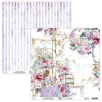 Papier ozdobny, Graceful 01, 30x30 cm-Mintay Papers