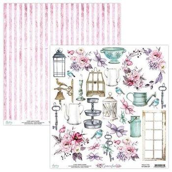 Papier ozdobny, Graceful 09, 30x30 cm-Mintay Papers