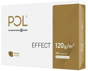 Papier Poleffect, A4, 120 g/m2-Igepa