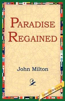 Paradise Regained-Milton John