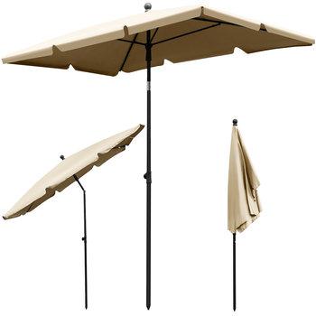 Parasol Ogrodowy Balkonowy Plażowy Łamany 130x200  12153-Iso Trade