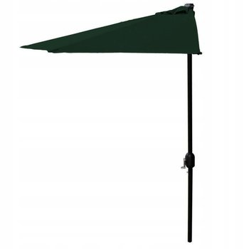 Parasol ogrodowy na taras MODERNHOME, zielony, 270x240 cm-Modernhome