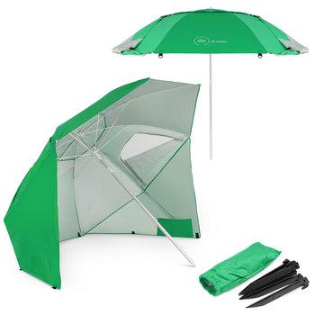 Parasol plażowy diVolio Sora 210cm zielony-DiVolio