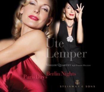 Paris Days-Berlin Nights-Lemper Ute, Vogler Quartett