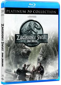 Park Jurajski II - Zaginiony świat-Spielberg Steven