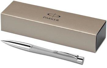 Parker, długopis Urban, szary / srebrny - szary-Parker
