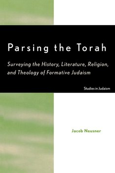 Parsing the Torah - Neusner Jacob