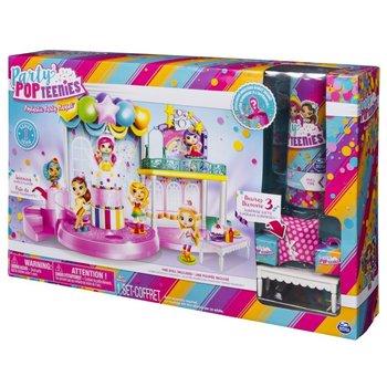 Party Popteenies, figurki Super impreza, zestaw-Spin Master