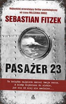 Pasażer 23-Fitzek Sebastian