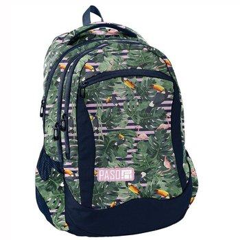 Paso, plecak młodzieżowy, Tukan-Paso