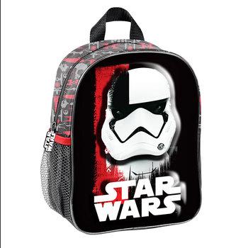 Paso, plecak przedszkolny 3D, Star Wars, czarny-Paso