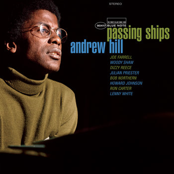 Passing Ships-Hill Andrew