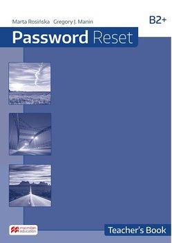 Password Reset B2+. Teacher's Book + CD-Rosińska Marta, Manin Gregory J.