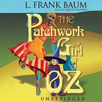 Patchwork Girl of Oz-Baum Frank