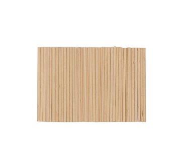 Patyczki drewniane, 60 sztuk, 10 cm