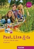 Paul, Lisa & Co A1/1 - Kursbuch-Bovermann Monika, Georgiakaki Manuela, Zscharlich Renate