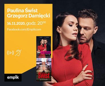 Paulina Świst, Grzegorz Damięcki – Premiera online