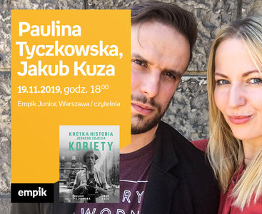 Paulina Tyczkowska, Jakub Kuza | Czytelnia Empik Junior
