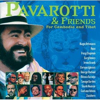 Pavarotti & Friends for Cambodia and Tibet-Luciano Pavarotti, Biagio Antonacci, George Michael, Eurythmics, Aqua, Skunk Anansie, Tracy Chapman, Enrique Iglesias, Savage Garden, Caetano Veloso, Zucchero, Orchestra Sinfonica Italiana, José Molina