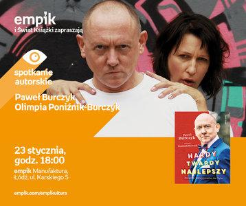 Paweł Burczyk, Olimpia Poniźnik-Burczyk | Empik Manufaktura
