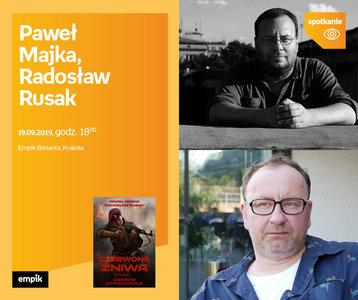 Paweł Majka, Radosław Rusak | Empik Bonarka